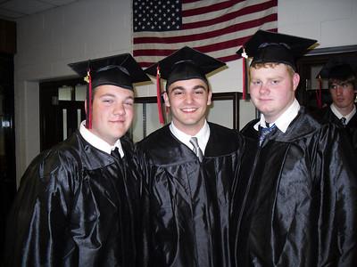'10 Cardinal High School Commencement