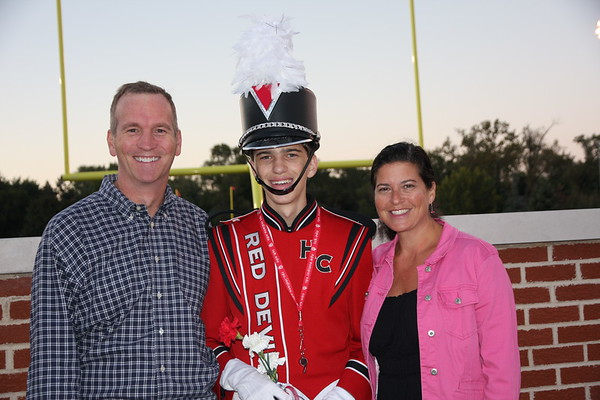 Band/Color Guard and Parents