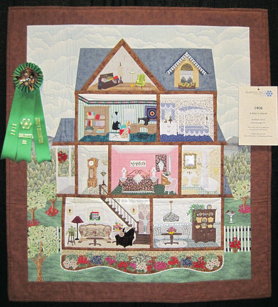 Judge's Recognition<br /> A Doll's House<br /> Kathleen Davis