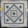 Honorable Mention<br /> Best Hand Quilting<br /> Diane's Quilt<br /> Jo Ann Aquino