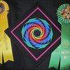 Honorable Mention<br /> Judge's Recognition<br /> Rainbow Swirl<br /> Cheryl Haynes