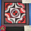 Second Place<br /> Black, White & Red All Over Mini New York Beauty<br /> Cindy Murdaugh