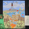 Judge's Recognition<br /> Beach Tile Scene<br /> Shirley Remley
