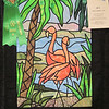 Judge's Recognition<br /> Pink Flamingo Lake<br /> Laura Ulmschneider