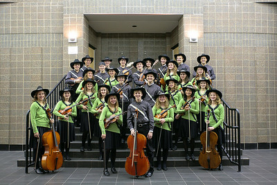 Saline Fiddlers 2010-2011