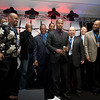 Jamie Foxx and Gridiron Greats