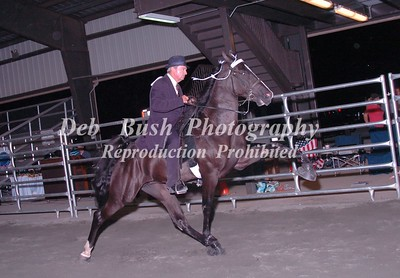 CLASS 38  OPEN 4 YR OLD CANTER  RC