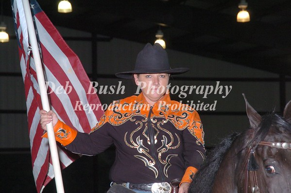 FLAG HORSE AND MORE CANDIDS