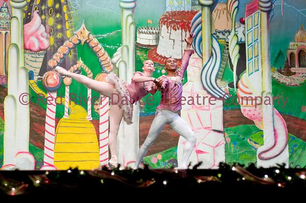 Sugar Plum Fairy and Cavalier