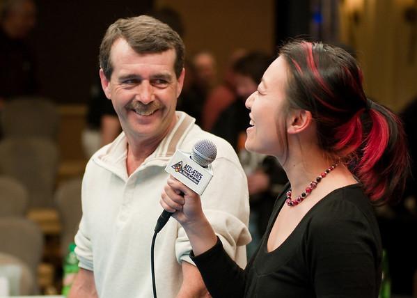 John Brumback interviewed by Samm Diepp