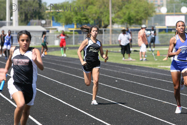 Sprints/Hurdles County Championship 4.6.10