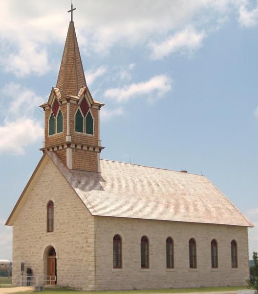 CHASITYS CHURCH