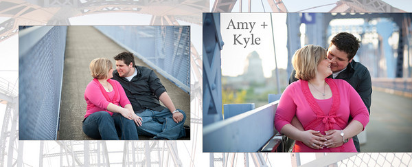 Amy and Kyle