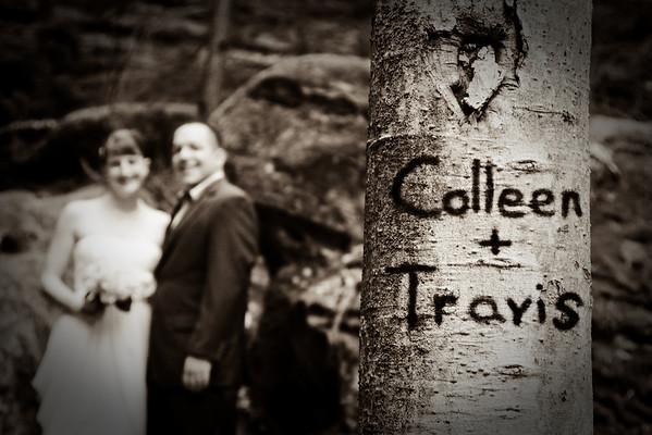 Colleen&Travis