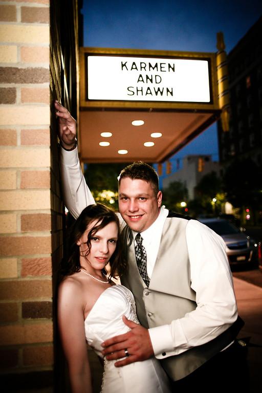 Karmen&Shawn Wedding