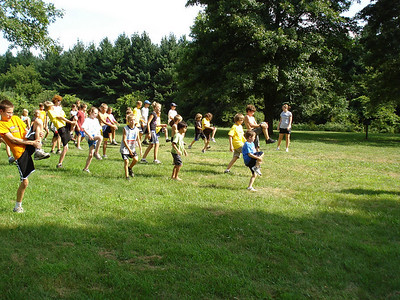 2010 Wildcat Summer Running Camp