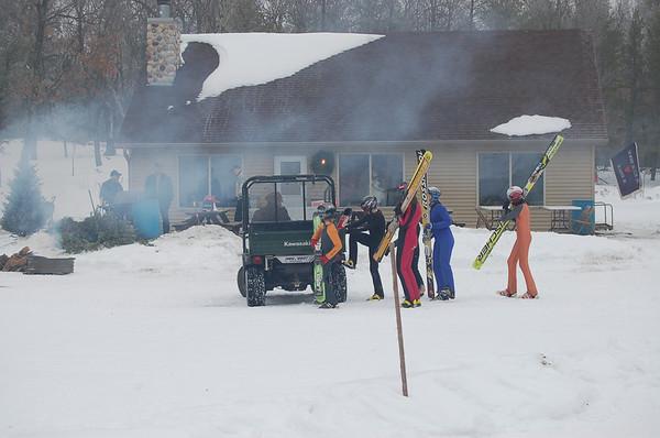 Tri-Norse Ski Club:  January 17, 2010