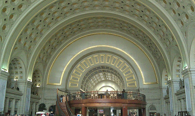 The great room at Union Station - SLunt photo