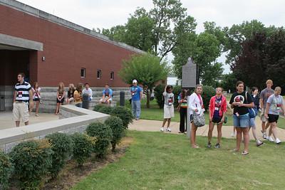 Memphis Visitors Center