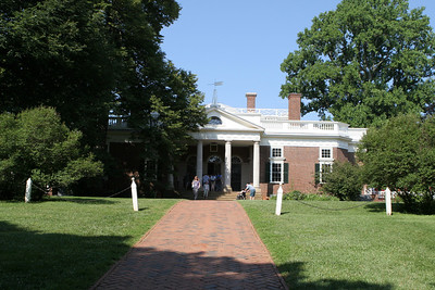 Thomas Jefferson's, Monticello