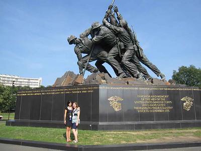 U.S. Marine Memorial