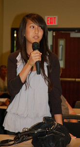 Aimi Nguyen of Myrtle Beach is one of the students sponsored by Horry Electric Cooperative.