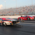 Pro Mod Action : copyright SpeedZone Magazine (no use without prior authorization)
