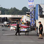 Pro Mod Pits : copyright SpeedZone Magazine (no use without prior authorization)