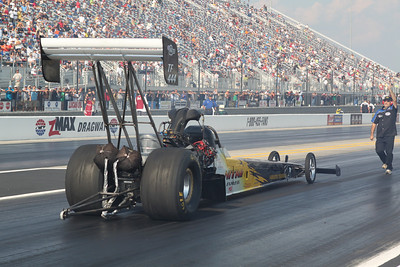 Top Fuel Dragster
