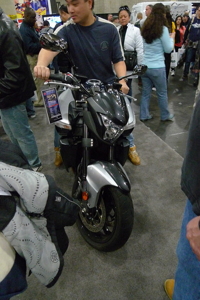 2010 Motorcycle Show