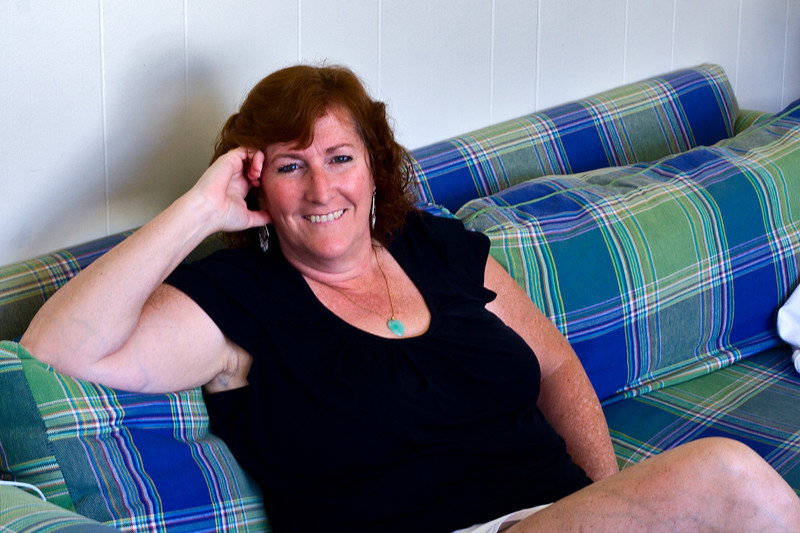 . . . and here's Eileen herself.