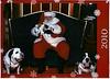 "Infamous ""Santa Dogs"" picture"