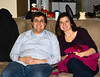 John and Cecilia also await the New Year