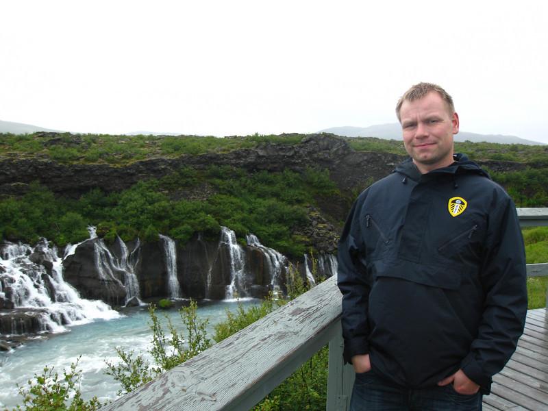 Viðar við Hraunfossa