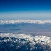 Sierra Escarpment beyond the Owens Valley.