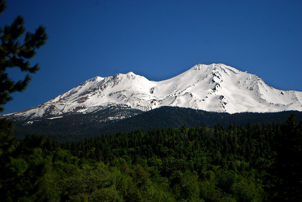 06-12-10 Mt Shasta to Feather River Canyon