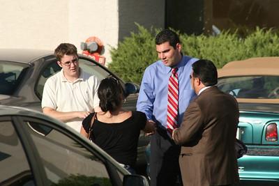 07-09-2010 Democratic Senate Debate