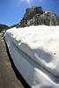 165-snow bank