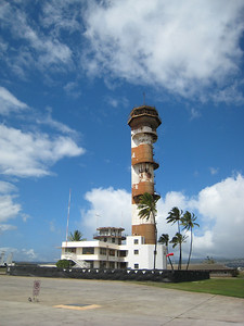 Old Control Tower, Ford Island