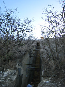 Stairs at Diamond Head