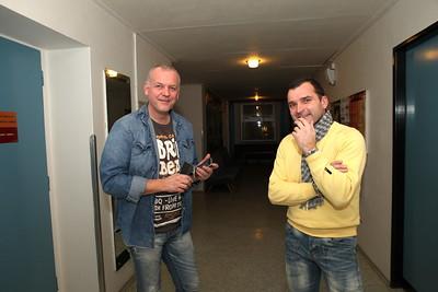 Jirka Kouble a Pavel Novák