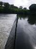 Nymboida Weir, easy portgage left