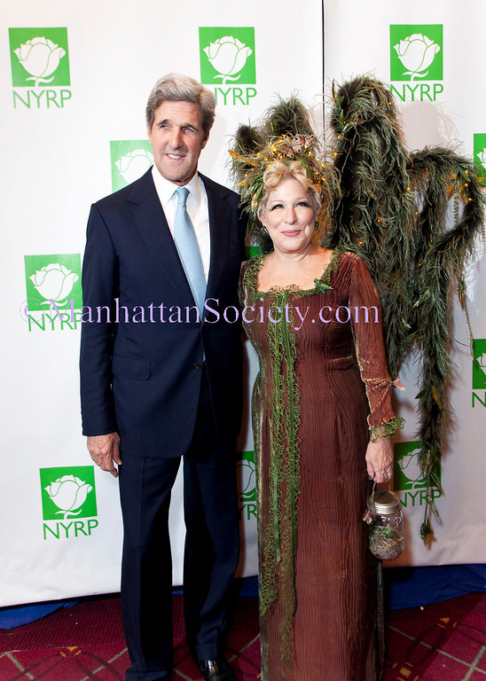 15th Annual Bette Midler's NYRP HULAWEEN (Candids & Atmosphere Cocktails)