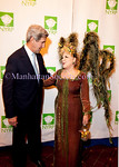 NEW YORK-OCTOBER 29: Senator John Kerry, Bette Midler (Founder of New York Restoration Project) attend 15th Annual Bette Midler's New York Restoration Project's Hulaween on Friday, October 29, 2010 at The Grand Ballroom, The Waldorf Astoria Hotel, 301 Park Avenue, New York City, NY. 10022-6897. (PHOTO CREDIT: ©Manhattan Society.com 2010 by Karen Zieff)