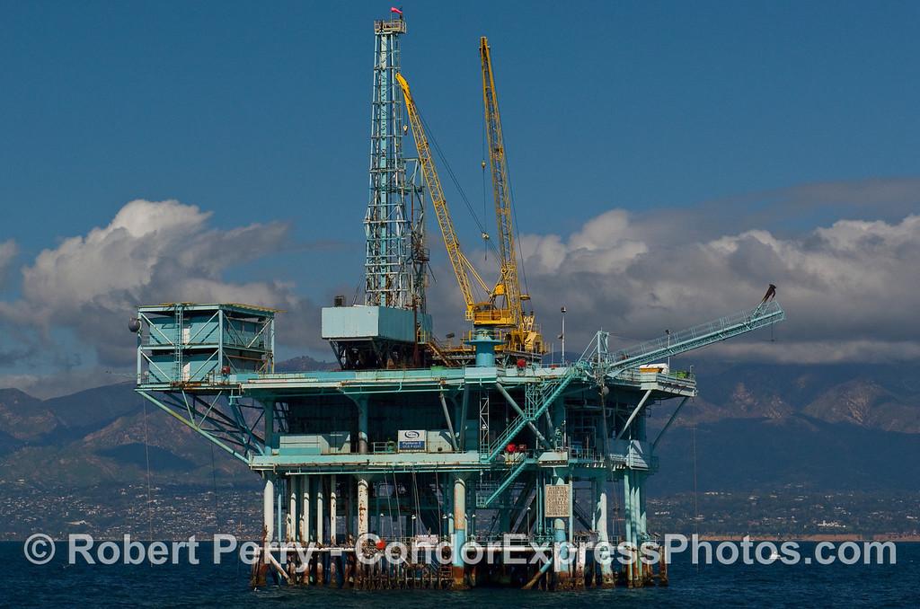 "Oil Platform ""C."""
