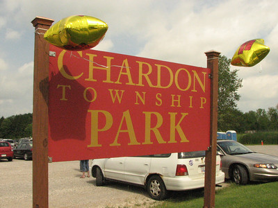 Chardon Township Park Dedication