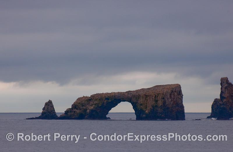 Arch Rock, East Anacapa Island.