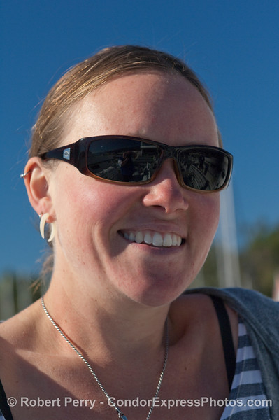 Brooke Barbara, Director of Cuisine, Condor Express.