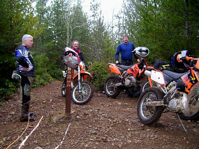 2010-2-07 Crop circle Ride