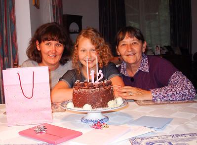 2010 Annie Birthday